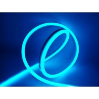Ice Blue Neon Flex (5m) - Available in 5mm or 8mm widths