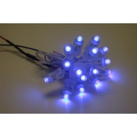 LED-Chain Blue
