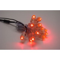 LED-Chain Orange
