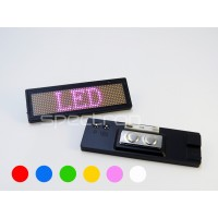 LED name badge from £10.00