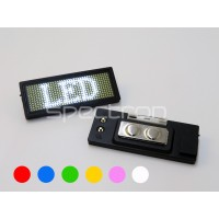 LED badge rechargeable from £8.80