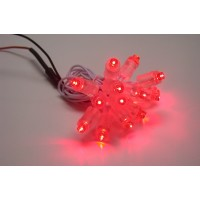LED-Chain Mini Red