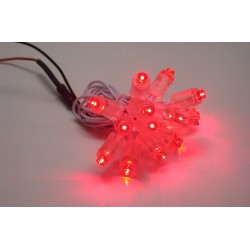 LED-Chain Red