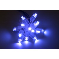 LED-Chain Sky Blue