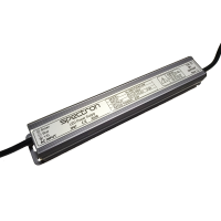IP67 LED Driver 12V 40W with 100% Output Power Usage